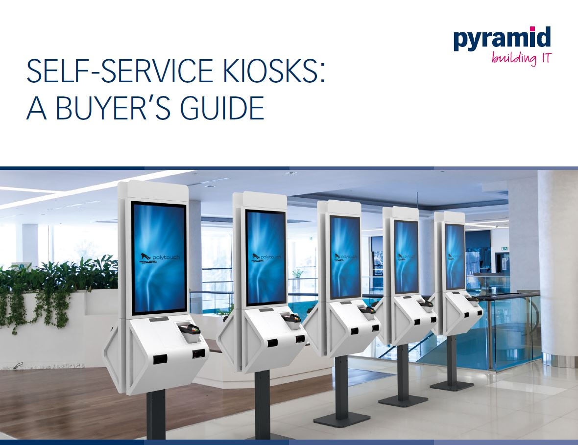 Pyramid Buyers guide cover
