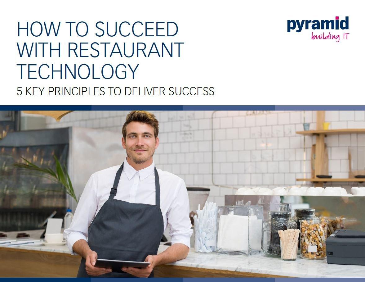 Pyramid Restaurant tech guide cover