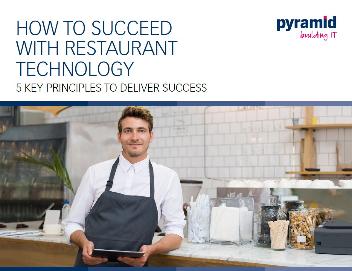 Pyramid Restaurant tech guide cover